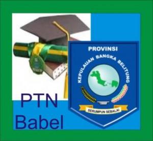 Daftar PTN di Babel Bangka Belitung