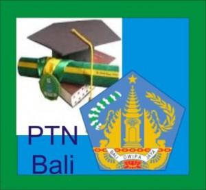 Daftar PTN di Bali