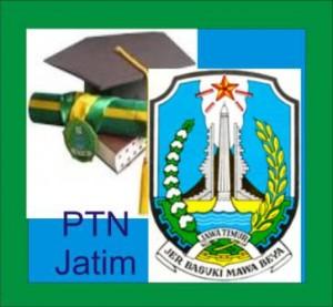 Daftar PTN di Jatim