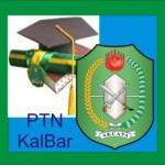 Daftar PTN di KalBar
