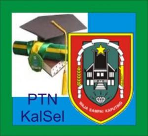 Daftar PTN di KalSelDaftar PTN di KalSel