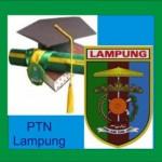 Daftar PTN di Lampung