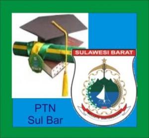 Daftar PTN di SulBar