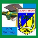 Daftar PTN di SulTeng
