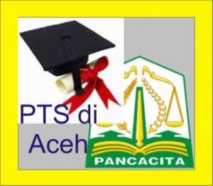 Daftar PTS di Aceh NAD