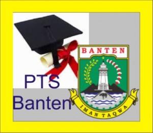 Daftar PTS di Banten