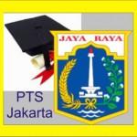 Daftar PTS di DKI Jakarta