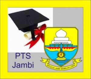 Daftar PTS di Jambi