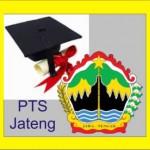 Daftar PTS di Jateng Jawa Tengah