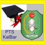 Daftar PTS di KalBar Kalimantan Barat