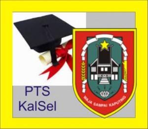 Daftar PTS di KalSel Kalimantan Selatan