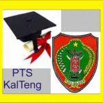 Daftar PTS di KalTeng Kalimantan Tengah