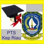 Daftar PTS di Kep Riau Kepulauan