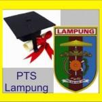 Daftar PTS di Lampung