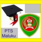 Daftar PTS di Maluku