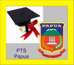 Daftar PTS di Papua