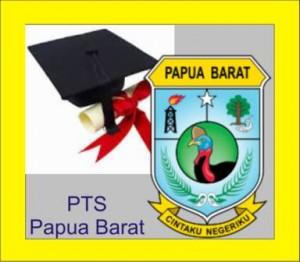 Daftar PTS di Papua Barat