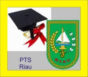 Daftar PTS di Riau (Riau daratan)