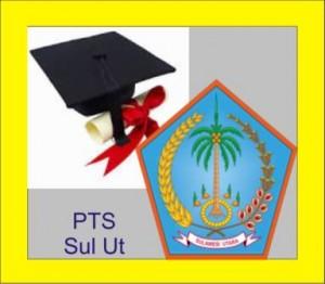 Daftar PTS di SulUt Sulawesi Utara
