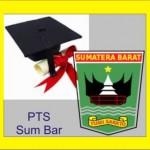 Daftar PTS di SumBar Sumatera Barat